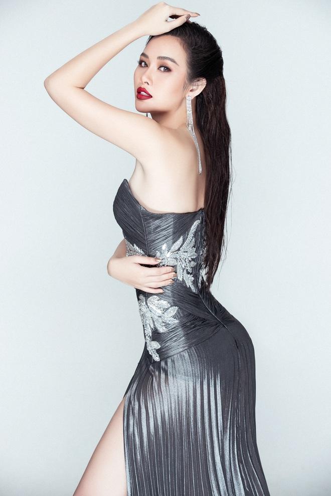 Á hậu Thanh Trang tung ảnh nóng bỏng, khoe nhan sắc nuột nà  - Ảnh 5.