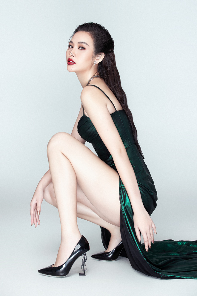 Á hậu Thanh Trang tung ảnh nóng bỏng, khoe nhan sắc nuột nà  - Ảnh 2.
