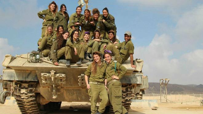 Lực lượng phòng vệ Israel: Nữ quân nhân sẽ không thể vượt qua vùng cấm này? - Ảnh 3.