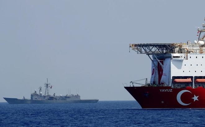 """Ai Cập quyết """"thách thức"""" Thổ ở Địa Trung Hải, chiến sự Libya có chuyển biến lớn?"""