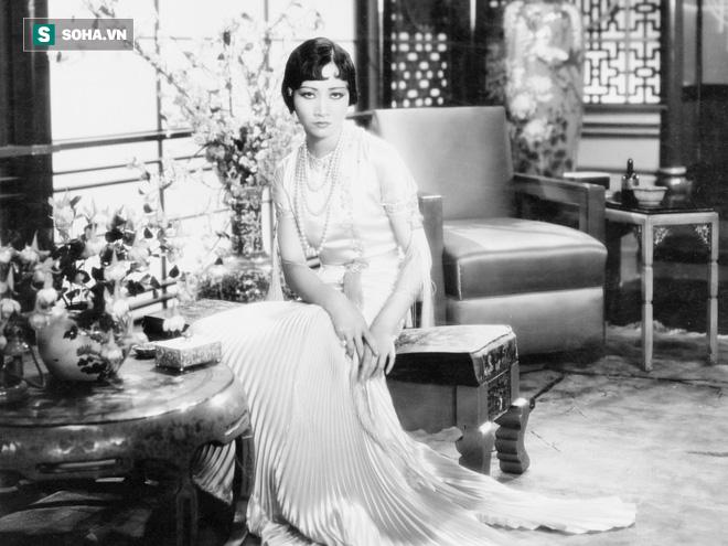 Google Doodle vinh danh Anna May Wong, ngôi sao điện ảnh gốc Hoa đầu tiên của Hollywood - Ảnh 1.