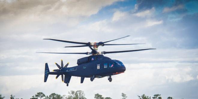 Dù UH-60 Black Hawk đã hết thời, nhưng cha đẻ của nó đang hoàn thiện một siêu phẩm khác? - Ảnh 2.