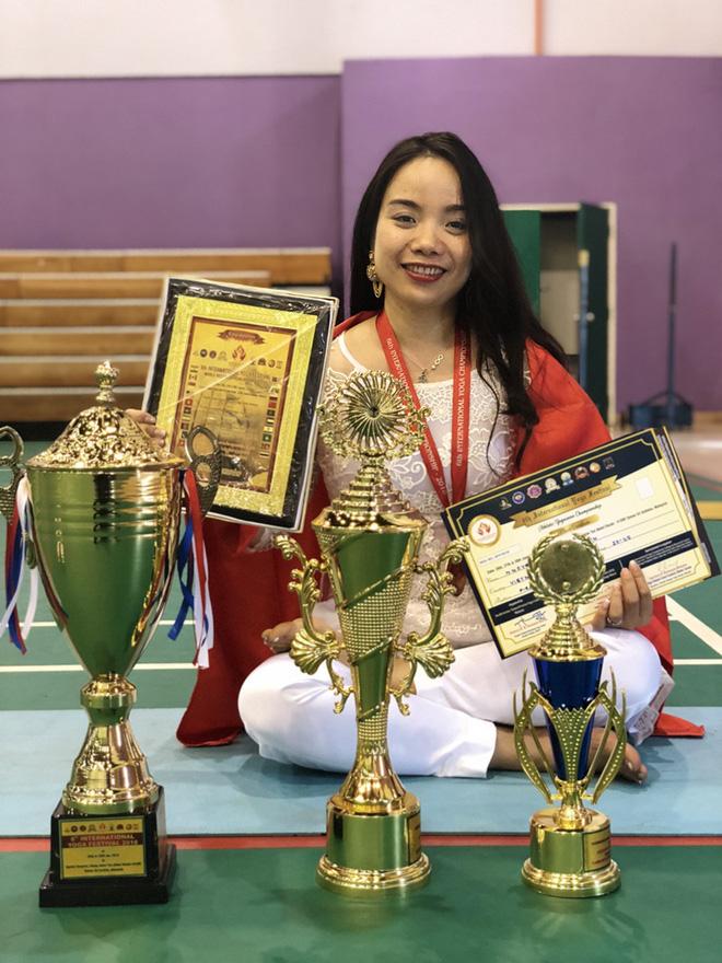 Câu chuyện đời thay đổi khi ta thay đổi của cô gái vàng Yoga VN: Bài học từ thủ tướng Ấn Độ - Ảnh 5.