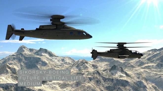 Dù UH-60 Black Hawk đã hết thời, nhưng cha đẻ của nó đang hoàn thiện một siêu phẩm khác? - Ảnh 3.