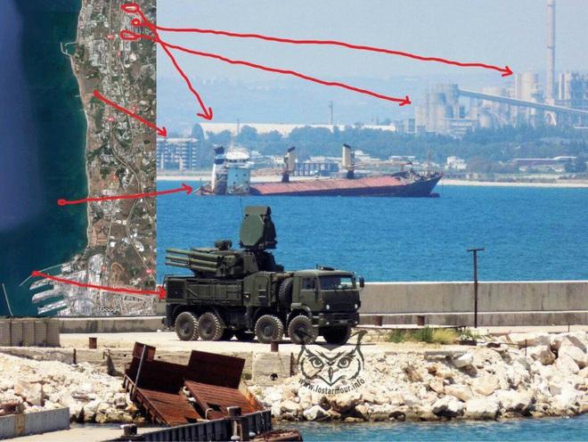 Lính Mỹ tới tấp khiêu khích - 7 tàu chiến Nga-Syria dàn trận, Pantsir-S1 khai hỏa dồn dập - Ảnh 2.