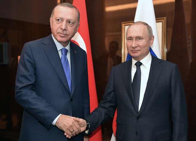 RT: Nga và Thổ đã lội ngược dòng ngoạn mục ở Libya, kết thúc 9 năm hỗn loạn của NATO? - Ảnh 1.