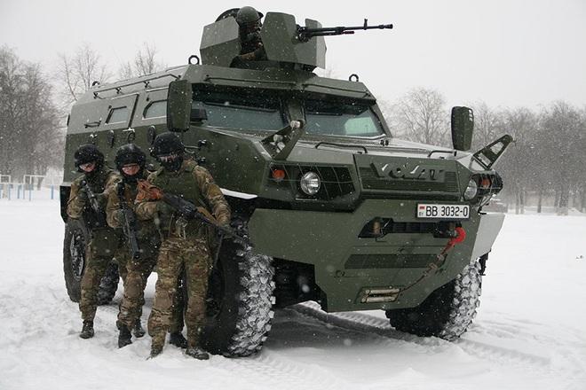 Tiết lộ đơn vị bí mật của Lực lượng đặc nhiệm Nga - Ảnh 6.