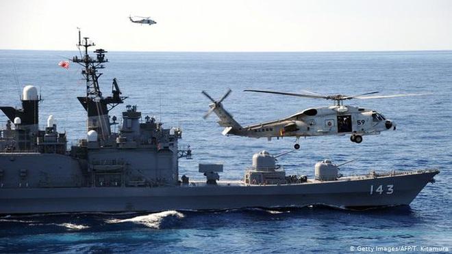Nhật Bản công bố siêu kế hoạch quân sự liên kết với Mỹ để đối phó Trung Quốc trong chiến tranh tương lai - Ảnh 4.