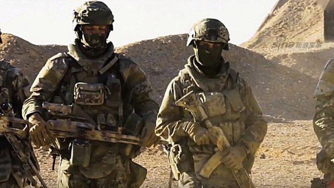 [ẢNH] Lính đặc nhiệm Nga trực tiếp bảo vệ cơ sở hạt nhân Iran? - Ảnh 9.
