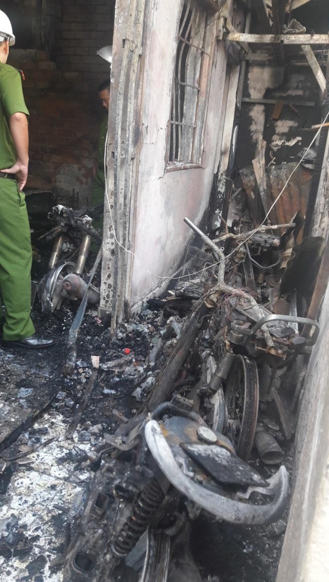 Kẻ đốt nhà làm 5 mẹ con tử vong chính là người tung tin gia đình nợ tiền giang hồ - Ảnh 3.
