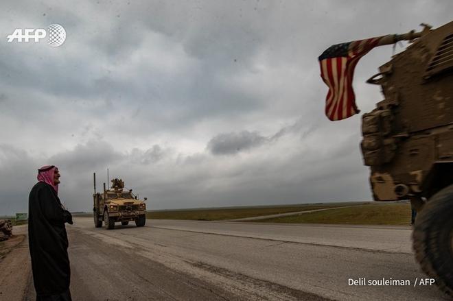 Nga dùng xe tăng để mở đường nếu Mỹ tiếp tục chặn đoàn tuần tra? - Ảnh 1.