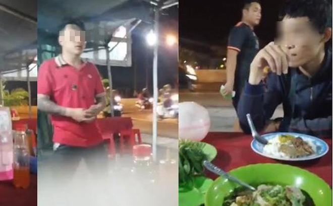 """Chủ quán ở Long An bị tố """"chặt chém"""" dĩa cơm và tô hủ tiếu giá 500 nghìn, còn hành hung khách"""