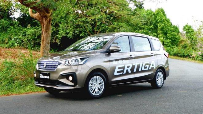 Suzuki Ertiga 2020 sẽ về Việt Nam ngay sau Tết, giá 555 triệu đồng - Ảnh 1.