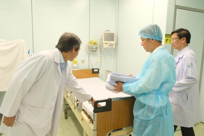 Hai ca dương tính nCoV đang điều trị tại BV Chợ Rẫy - Ảnh 5.