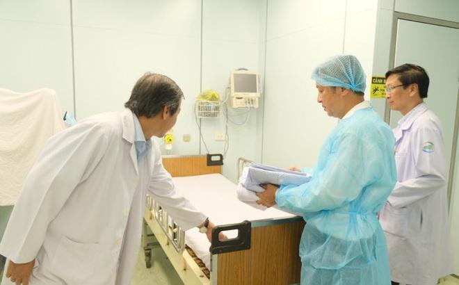 Bộ Y tế chỉ đạo: Phòng và kiểm soát lây bệnh do virus corona trong bệnh viện