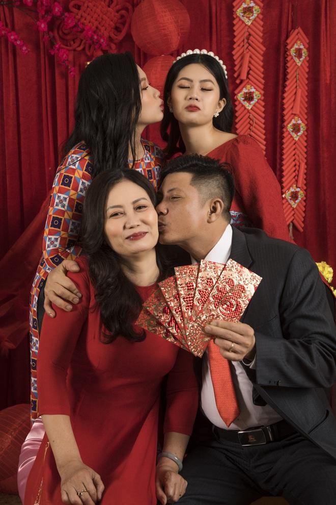 Hoa hậu Vũ Hương Giang ám ảnh khi bị hỏi chuyện chồng con dịp Tết - Ảnh 6.