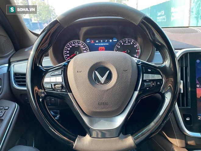 Sát Tết, đại gia Quảng Ninh rao bán lại xe VinFast Lux SA2.0 sau 10 ngày đăng kí - Ảnh 6.