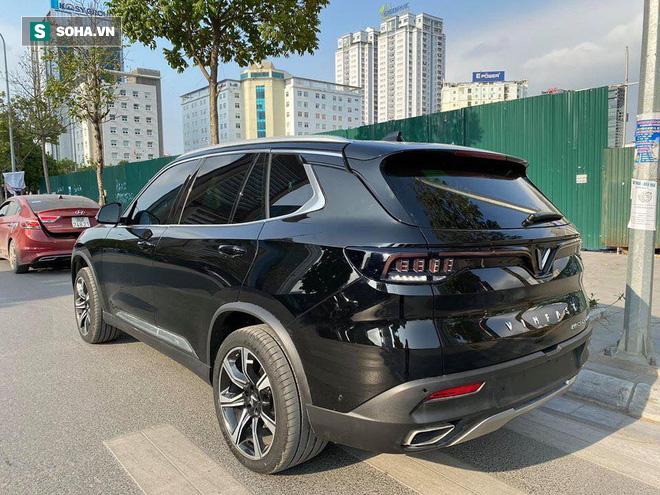 Sát Tết, đại gia Quảng Ninh rao bán lại xe VinFast Lux SA2.0 sau 10 ngày đăng kí - Ảnh 4.