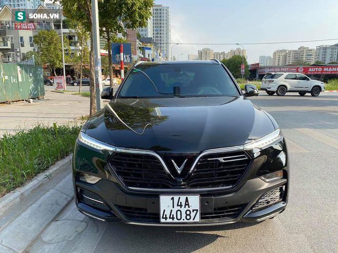 Sát Tết, đại gia Quảng Ninh rao bán lại xe VinFast Lux SA2.0 sau 10 ngày đăng kí - Ảnh 5.