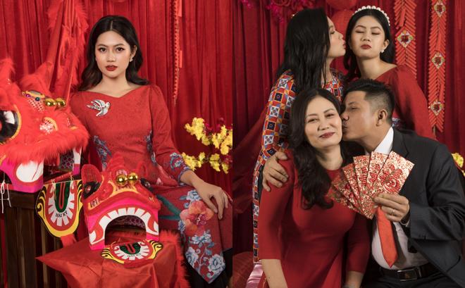 Hoa hậu Vũ Hương Giang ám ảnh khi bị hỏi chuyện chồng con dịp Tết