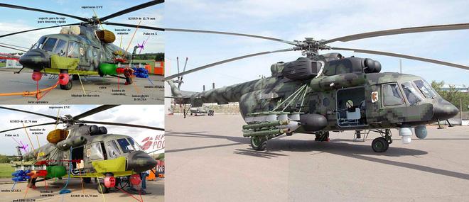 Soi biến thể trực thăng vũ trang chuyên dụng mới của đặc nhiệm Nga? - Ảnh 2.