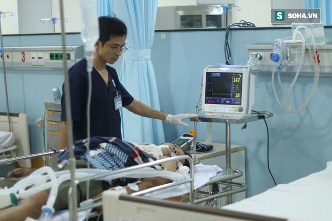TẾT MUỘN Ở SÀI GÒN: Vui nhất là thấy giường bệnh ít đi một người, phòng cấp cứu vắng đi một chút - Ảnh 7.
