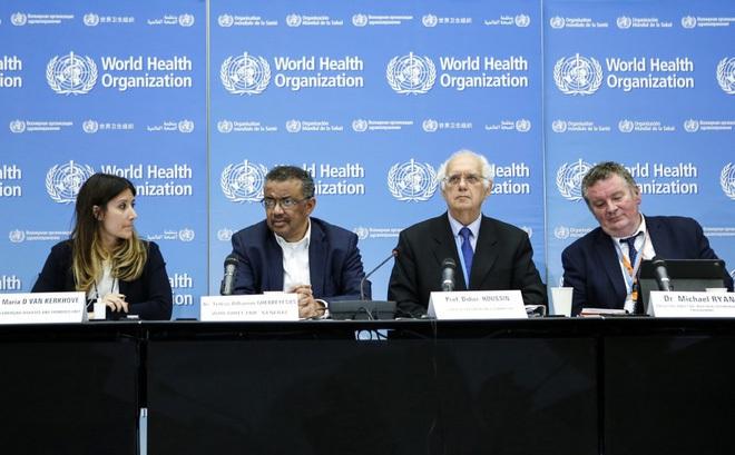 WHO: Virus corona mới chưa phải tình trạng khẩn cấp quốc tế