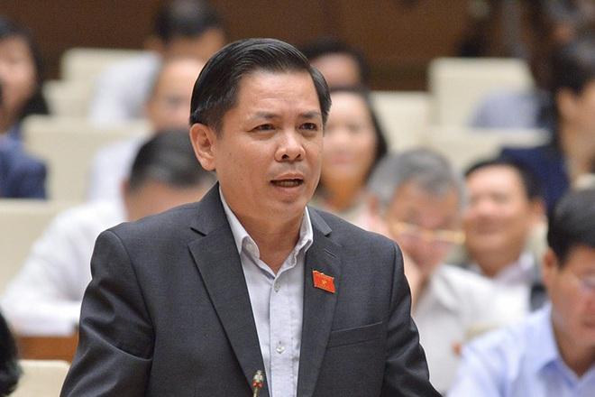 Bộ trưởng Nguyễn Văn Thể nói về kỳ vọng dịp Tết an toàn, sau 1 tháng phạt nặng nồng độ cồn - Ảnh 1.