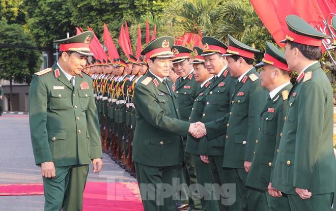 Đại tướng Ngô Xuân Lịch: Việt Nam minh bạch chính sách quốc phòng - Ảnh 2.