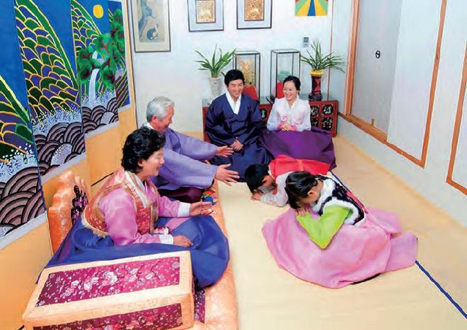 Độc đáo phong tục đón tết Nguyên đán tại các nước châu Á - ảnh 3