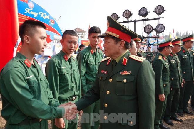 Đại tướng Ngô Xuân Lịch: Việt Nam minh bạch chính sách quốc phòng - Ảnh 6.