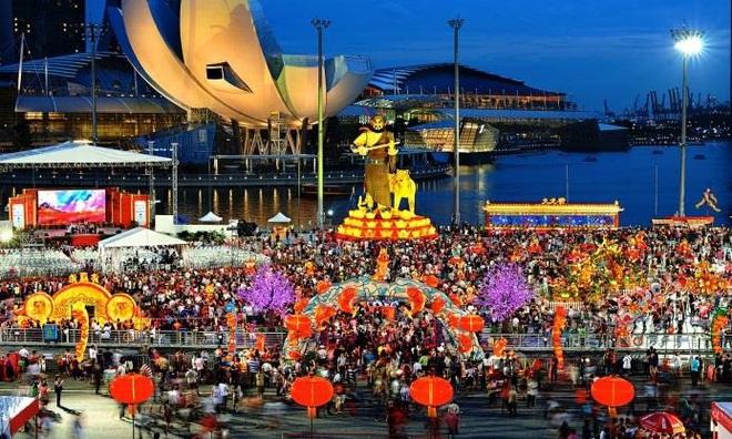 Độc đáo phong tục đón tết Nguyên đán tại các nước châu Á - ảnh 6