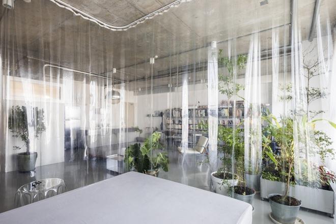 Tp.HCM: Mãn nhãn với căn hộ ngập tràn ánh sáng tự nhiên sau khi được cải tạo - Ảnh 1.