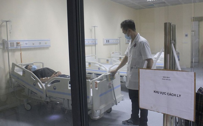 Hà Nội: Cấp cứu bệnh nhân nghi nhiễm virus corona từ Đài Loan trở về