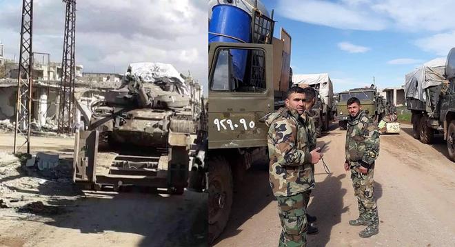 Đặc nhiệm Syria luồn sâu đánh hiểm, phiến quân tan vỡ, trực thăng Nga trình làng? - Ảnh 3.