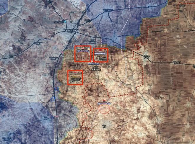 Đặc nhiệm Syria luồn sâu đánh hiểm, phiến quân tan vỡ, trực thăng Nga trình làng? - Ảnh 13.