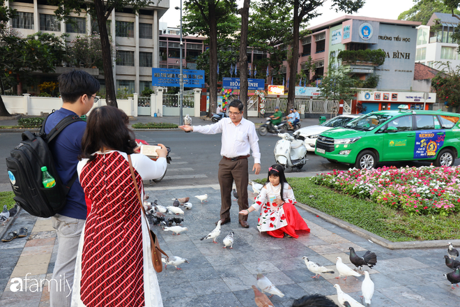 Chùm ảnh cực phẩm 1 năm chỉ có 1 lần cảnh đường phố Sài Gòn vắng vẻ khác lạ, cảm giác quá đỗi thanh bình vào sáng mùng 1 Tết - ảnh 2