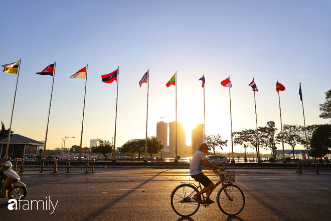Chùm ảnh cực phẩm 1 năm chỉ có 1 lần cảnh đường phố Sài Gòn vắng vẻ khác lạ, cảm giác quá đỗi thanh bình vào sáng mùng 1 Tết - ảnh 7