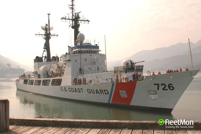 [ẢNH] Cảnh sát biển Việt Nam thăm tàu tuần tra USCGC John Midgett sắp được Mỹ bàn giao - Ảnh 16.