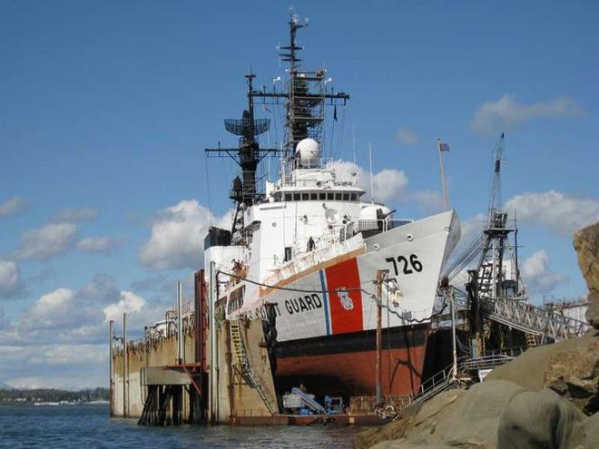 [ẢNH] Cảnh sát biển Việt Nam thăm tàu tuần tra USCGC John Midgett sắp được Mỹ bàn giao - Ảnh 6.