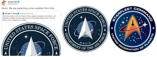 Điều bí ẩn nằm sau phù hiệu Lực lượng Không gian mới của Mỹ - Ảnh 2.