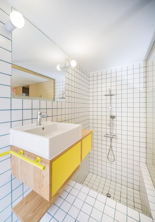Độc đáo căn hộ 33 m2 có thể tháo lắp mọi thứ như một trò xếp hình - Ảnh 12.