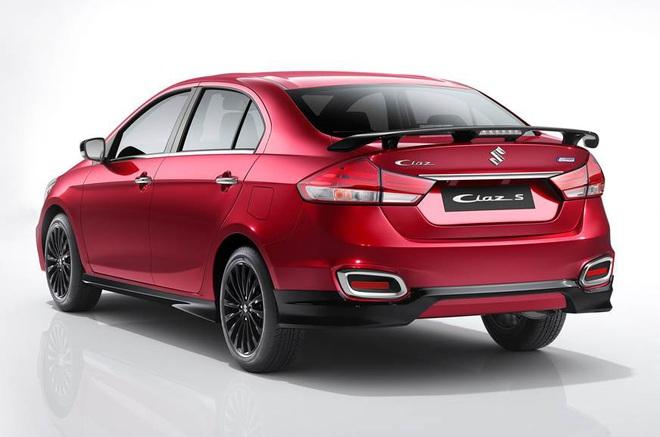 Suzuki ra mắt mẫu ô tô Ciaz mới, giá chỉ hơn 200 triệu đồng - Ảnh 2.