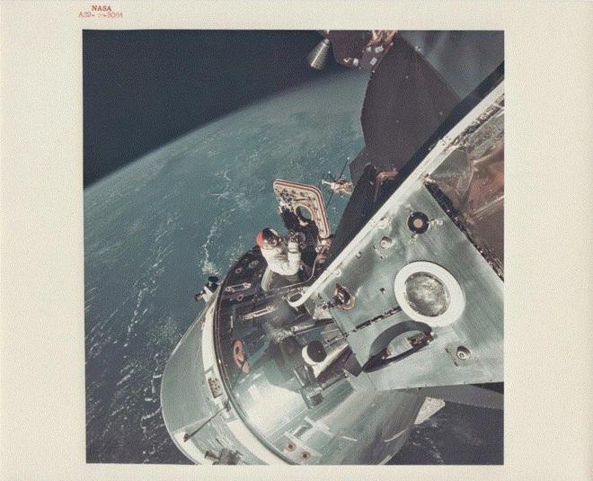 Ảnh hiếm ấn tượng về vũ trụ của NASA từ những năm 1960 - 1980 - Ảnh 6.