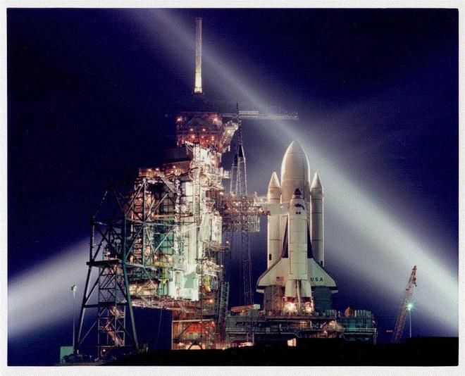 Ảnh hiếm ấn tượng về vũ trụ của NASA từ những năm 1960 - 1980 - Ảnh 14.