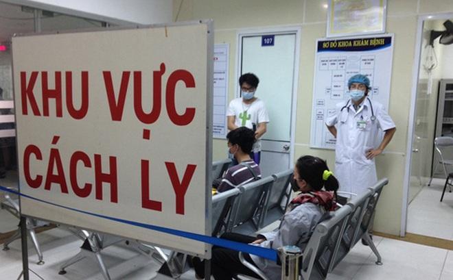Bé 10 tuổi nghi ngờ nhiễm virus corona nhập bệnh viện Nhi Trung ương