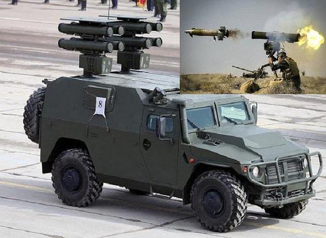 Nga phát triển Kornet-D1 để phá tan M1 Abrams Mỹ? - ảnh 12