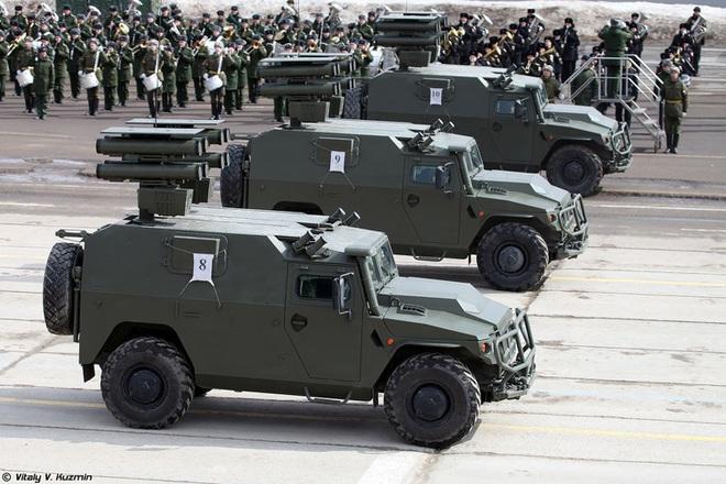 Nga phát triển Kornet-D1 để phá tan M1 Abrams Mỹ? - ảnh 5