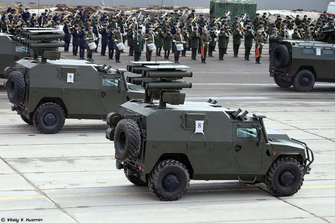 Nga phát triển Kornet-D1 để phá tan M1 Abrams Mỹ? - ảnh 6