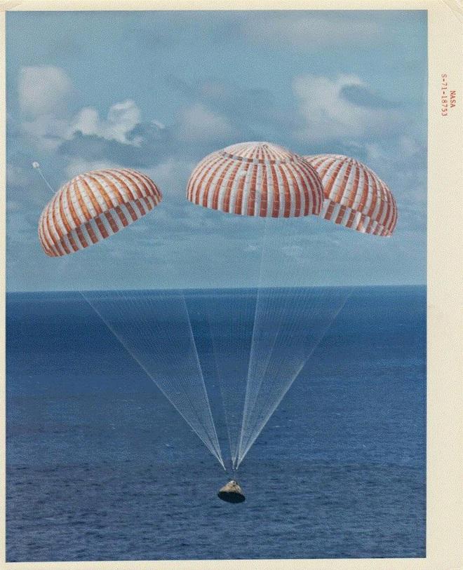 Ảnh hiếm ấn tượng về vũ trụ của NASA từ những năm 1960 - 1980 - Ảnh 11.